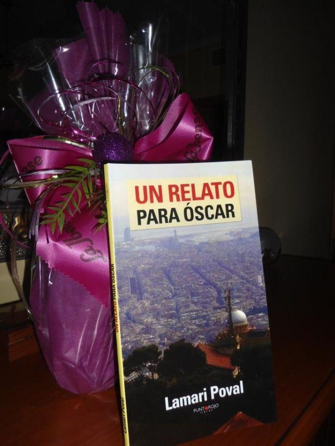 UN RELATO PARA OSCAR BY LAMARI POVAL